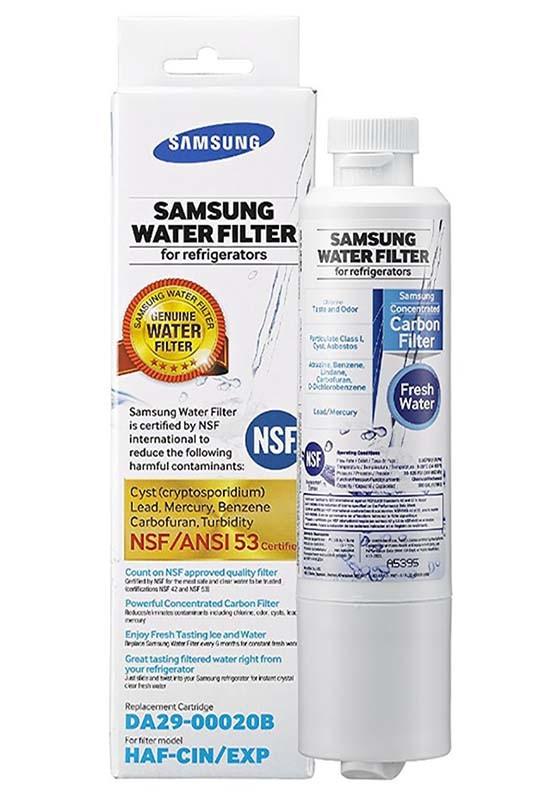 Samsung DA29-00020b Refrigerator Water Filter