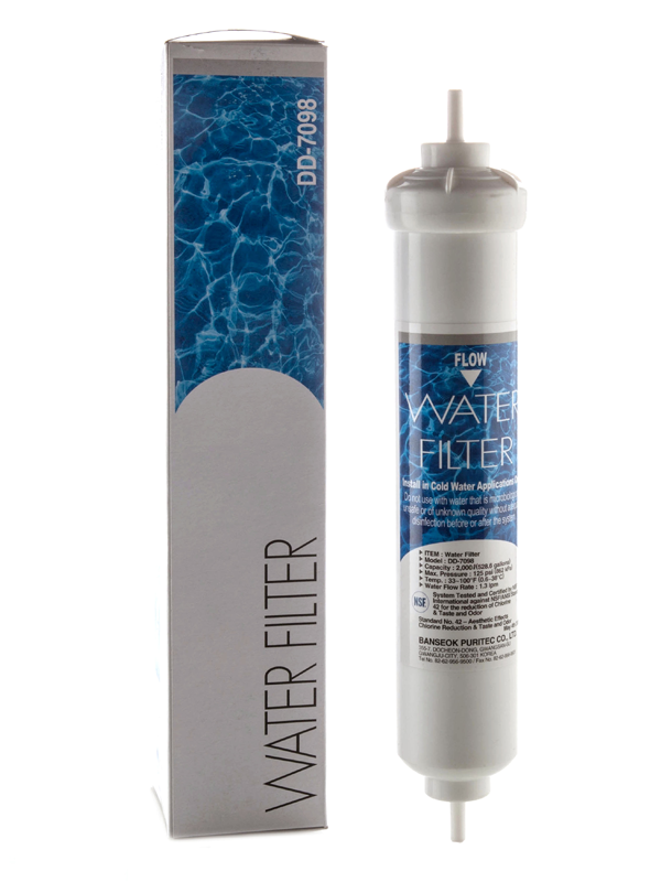 The DD-7098 (497818) Water Filter Cartridge Winix