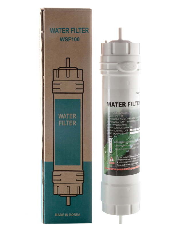 The WSF100 V2 Magic Water Filter Winix