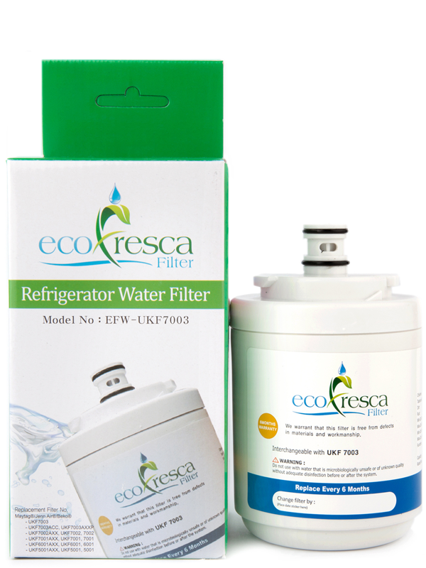 ecofresca Refrigerator - Water Filter UKF7003