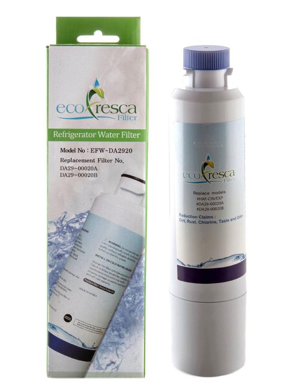 ecofresca EFW-DA2920 Refrigerator Water Filter