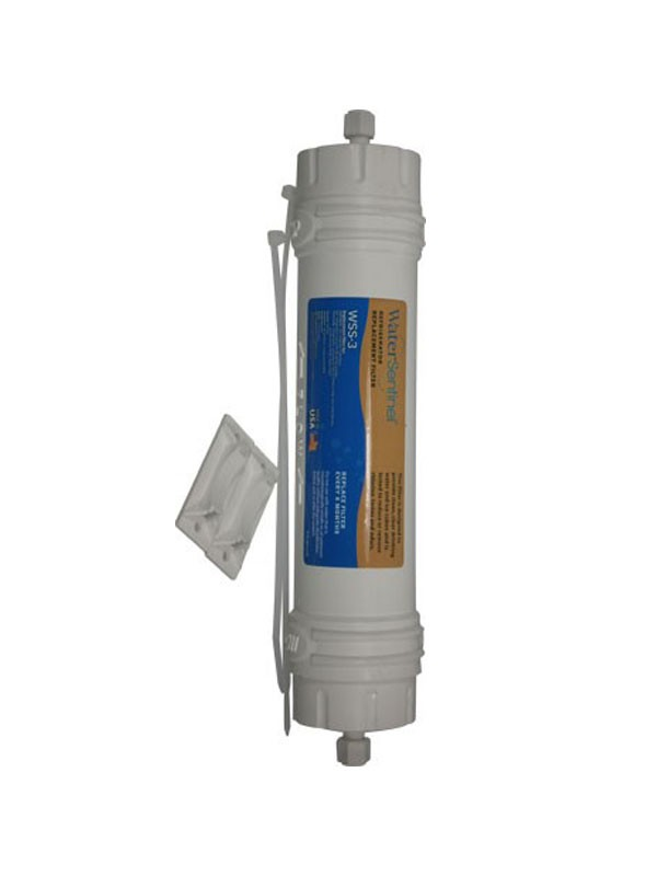 The WaterSentinel™ refrigerator water filter WSS-3
